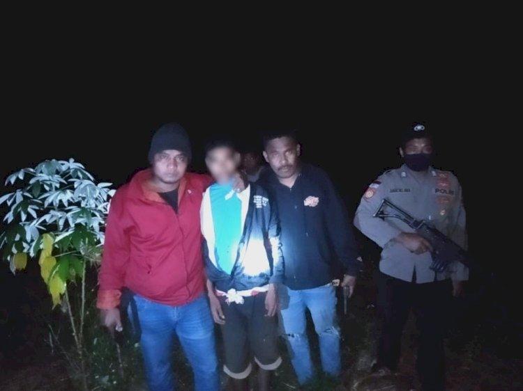 Tak Butuh Waktu Lama, Polisi Berhasil Ungkap Pelaku Pembunuhan di Desa Weelima, Kec. Wewewa Timur, Kab. Sumba Barat Daya