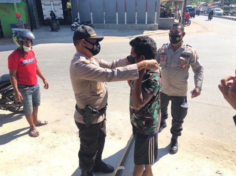 Kasat Sabhara Polres Sumba Barat Daya Pimpin Operasi KRYD